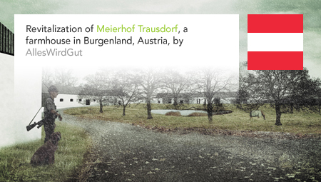 AllesWirdGut, Meierhof Trausdorf, Esterházy winery, Austria