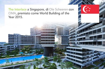 The Interlace, OMA Office for Metropolitan Architecture, Büro Ole Scheeren, Singapore