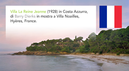 Barry Dierks, Villa La Reine Jeanne, French Riviera, Bormes-les-Mimosas
