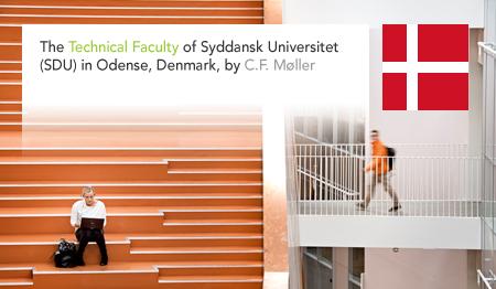 C.F. Møller, Technical Faculty SDU, Syddansk Universitet, Odense, Denmark