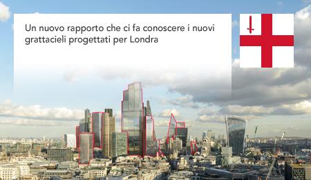London, Skyscrapers, Contemporary architecture