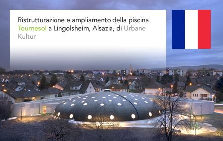 Piscine Tournesol, Urbane Kultur, Dominique Cornaert, Philippe Dahan, Bernard Schoeller, Lingolsheim, France