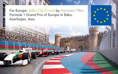Hermann Tilke, Baku, Azerbaijan, Formula 1, Grand Prix Europe 2016, Baku City Circuit, Tilke & Co.