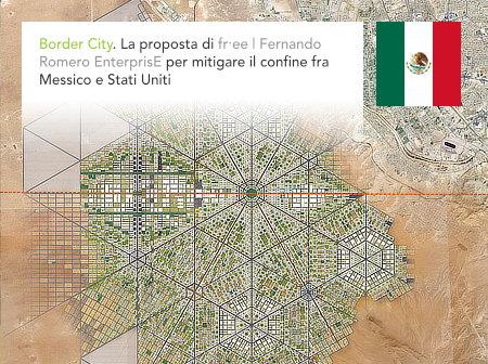 Fr-ee, Fernando Romero, Border City, New Mexico, Texas, Chihuahua, USA