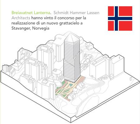 SHL, Schmidt Hammer Lassen, Breiavatnet Lanterna, Stavenger, Norway, SJ Arkitekter, Søren Jensen Engineers