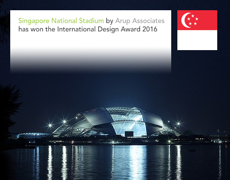 Arup Associates, Singapore National Stadium, AECOM, DP Architects
