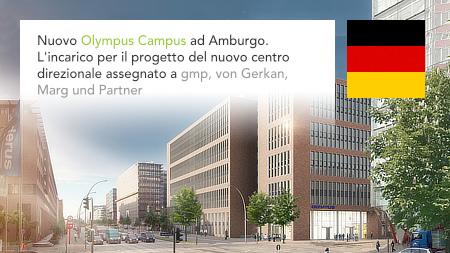gmp, von Gerkan Marg und Partner, Meinhard von Gerkan, Olympus Campus, Hamburg, Germany