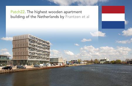 Frantzen et al, Tom Frantzen, Patch22, Amsterdam Noord, Karel van Eijken, Lemniskade Projects, Pieters Bouwtechniek