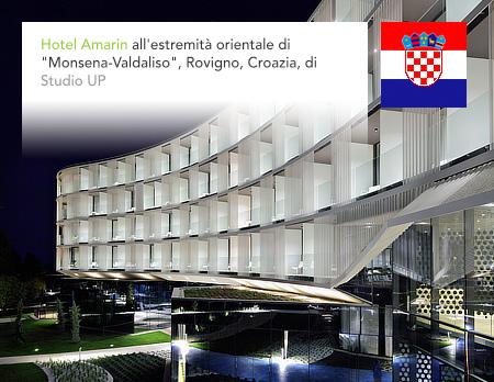 Studio UP, Hotel Amarin, Rovinj, Croatia, Ksenija Jurčić Diminić, Damir Gamulin, Radionica statik