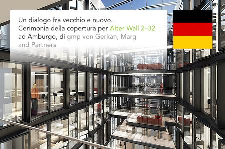 gmp, von gerkan marg und partner, Volkwin Marg, Jürgen Hillmer, Alter Wall, Hamburg, Germany