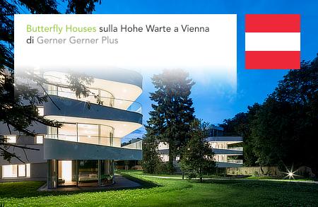 Gerner Gerner Plus, Butterfly Houses, Vienna, Wien, Hohe Warte, Austria