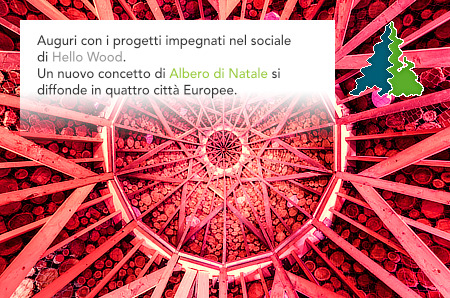 Hello Wood, Christmas Tree, Budapest, Vienna, London, Kecskemet, Karacsonyfa