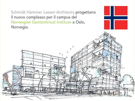 Schmidt Hammer Lassen, Norwegian Geotechnical Institute, Oslo, Norway