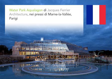 Jacques Ferrier, Aqualagon, Disneyland Paris, C&E Ingénierie, Interscene Thierry Huau, Marne-la-Vallée, France