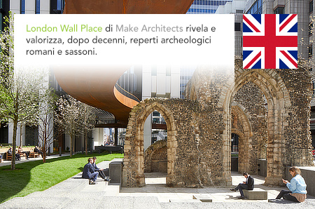 London Wall Place, Make Architects, Ken Shuttleworth, SpaceHub, WSP, HPF, United Kingdom