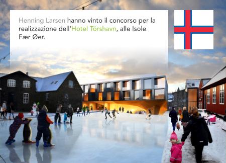 Hotel Tórshavn, Henning Larsen Architects, Tórshavn, Faroe Islands, Ósbjørn Jacobsen