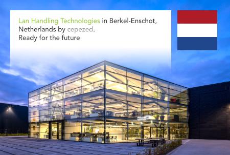 cepezed, Lan Handling Technologies, Berkel-Enschot, Noord-Brabant, Netherlands, IMd Raadgevende Ingenieurs