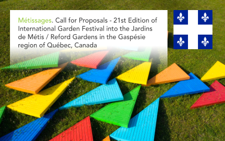 International Garden Festival, Jardins de Métis, Reford Gardens, Métissages, Québec, Gaspésie, Canada