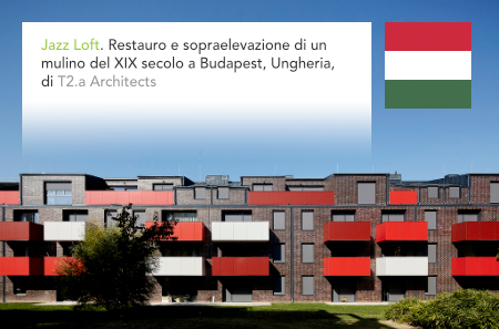 T2.a Architects, Gábor Turányi, Bence Turányi, Jazz Loft, Budapest, Hungary