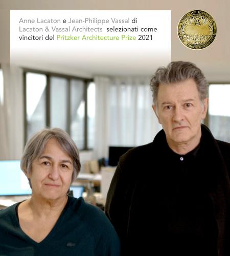 Lacaton & Vassal, Anne Lacaton, Jean-Philippe Vassal, Pritzker Prize 2021