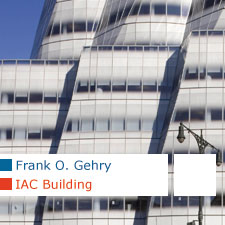 Frank O. Gehry IAC Building New York