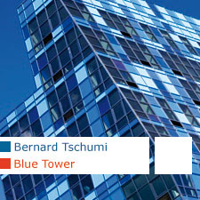 Bernard Tschumi Blue Tower New York