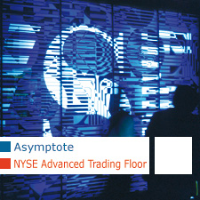 Asymptote Architecture New York Stock Exchange
