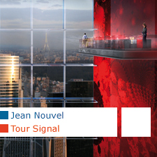 Jean Nouvel Tour Signal La Defense Paris