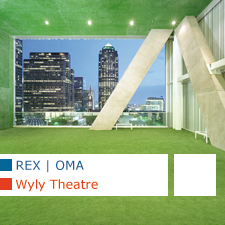 REX OMA Wyly Theatre Dallas