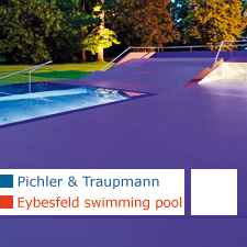 Pichler & Traupmann Eybesfeld Swimming pool