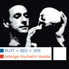PLOT = BIG + JDS Helsingor Psychiatric Hospital