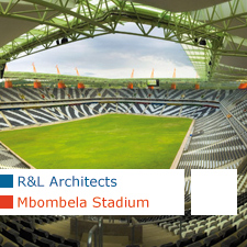 R&L Architects Mbombela Stadium Nelspruit