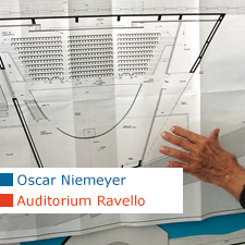 Auditorium Oscar Niemeyer ravello
