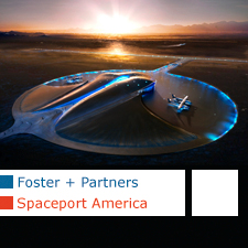 Foster + Partners Spaceport America