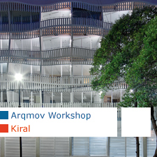 Arqmov Workshop Kiral Mexico City