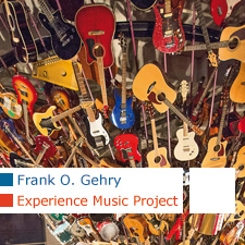 Frank O. Gehry EMP Museum Experience Music Project Seattle