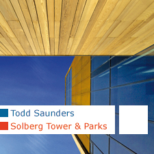 Todd Saunders Solberg Tower