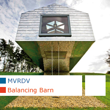 MVRDV, Balancing Barn, Thorington, Suffolk
