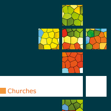 Churches and places of worship