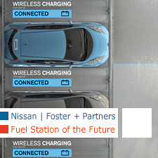Nissan, Foster + Partners, Nissan LEAF, David Nelson