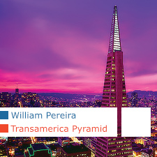 Transamerica Pyramid, William Pereira, San Francisco
