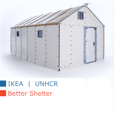 2017 Beazley Design of the Year, Better Shelter, Johan Karlsson, Design Museum