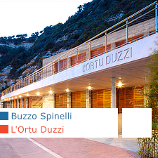 Buzzo Spinelli Architecture, L'Ortu Duzzi, The Fishermen's House, Bonifacio, Corsica, Corse, France