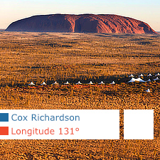 Longitude 131°, Cox Richardson Architects, Ayers Rock, Northern Territory, Australia, Tract Consultants, Mc Mahons Point