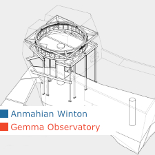 Gemma Observatory, AW Anmahian Winton Architects, Alex Anmahian, Nick Winton, New Hampshire, RSE Sofya Auren