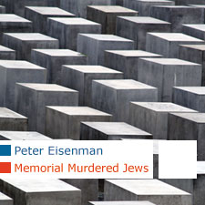 Memorial to the Murdered Jews of Europe, Berlin, Peter Eisenman, Olin Partnership, Richard Rosson